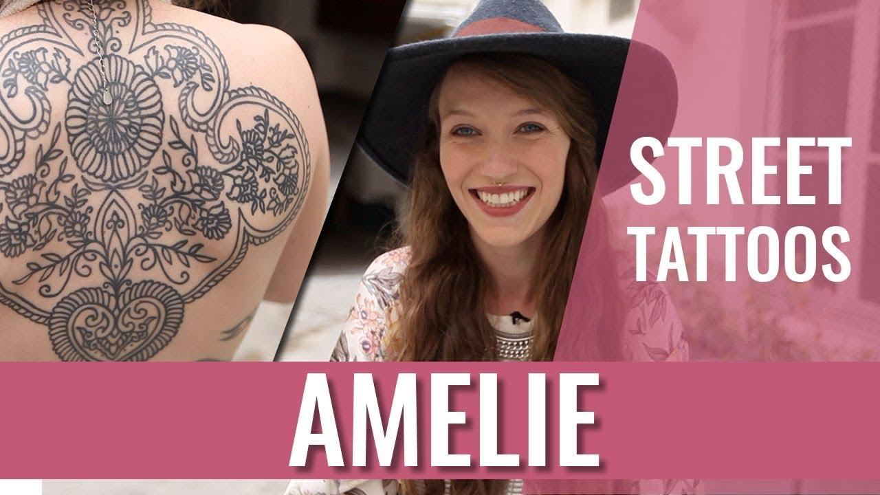STREET TATTOOS N°2 — AMÉLIE