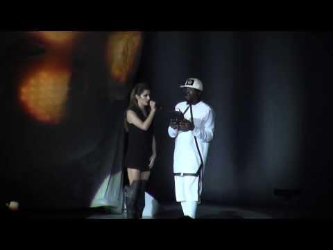 Will.I.Am (5/12/13 O2 Arena) Heartbreaker ft Cheryl Cole