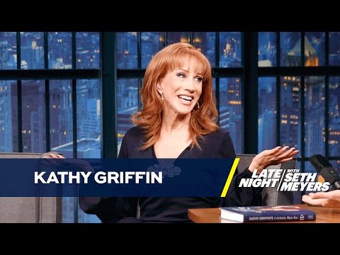 Kathy Griffin Was Big Spooned by Suge Knight
