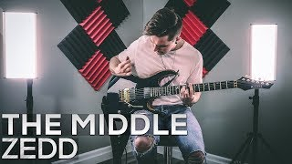 Zedd, Maren Morris, Grey  - The Middle - Cole Rolland (Guitar Cover)