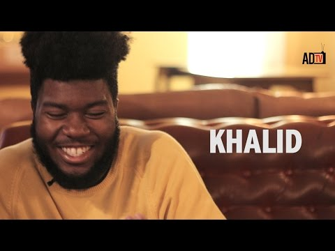 "Khalid - ""Location"" Exclusive Interview In London (The Backstory)"