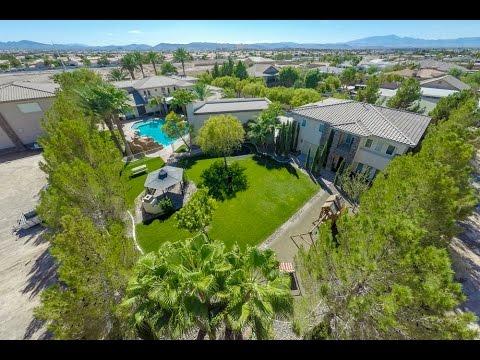 SOLD - 368 E. Torino Ave | Silverado Ranch - Las Vegas Guard Gated Real Estate 4K