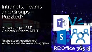 Video Intranets, Teams and Groups – Puzzled? download MP3, 3GP, MP4, WEBM, AVI, FLV Agustus 2018