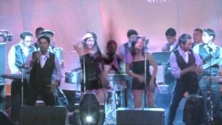 La Gran Banda de Guatemala en concierto 2014 06 Mix Quebraditas # 7