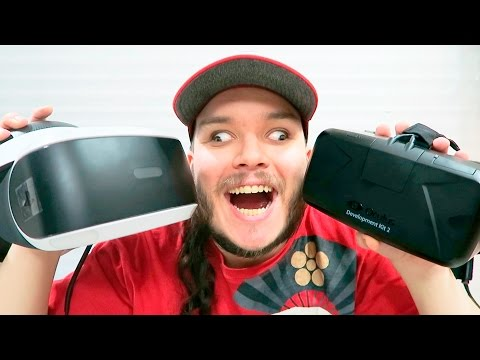 OCULUS RIFT VS PLAYSTATION VR | ¿Es realmente tan malo como dicen?