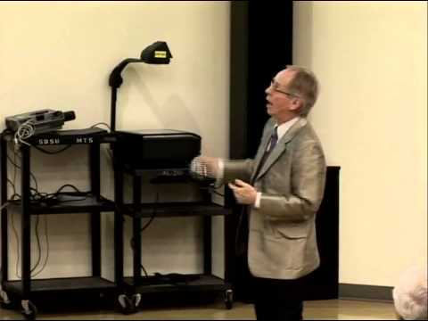 2010 Albert W Johnson Lecture - James Sallis