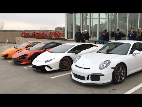 Cars leaving cars and coffee West omaha euros and exotics