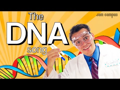 The DNA Song (Parody of Fetty Wap - Trap Queen)