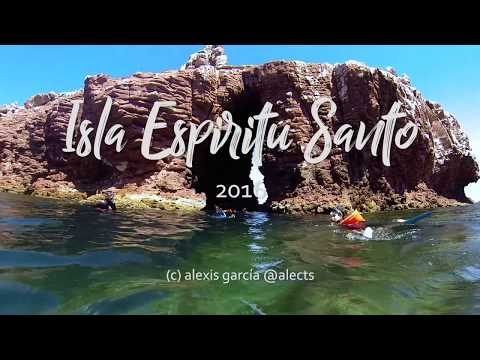 ISLA ESPIRITU SANTO | TRAVEL VIDEO