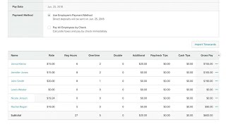 How to Run Payroll with Square