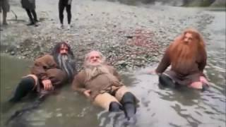 The Hobbit - Movie Bloopers Gag Reel & Outtakes