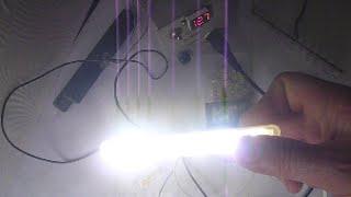как сделать ходовые огни  автомобиля ярче. How to make the running lights brighter