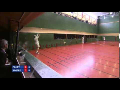 Real Tennis World Championship 2014