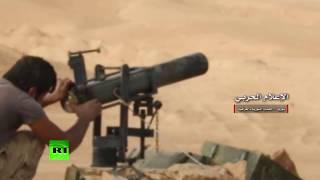 Сирийская армия взяла под контроль последний крупный оплот ИГ