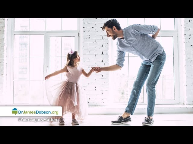 How To Fall in Love With Your Kids - Part 1 with Dr. James Dobson's Family Talk   3/12/2019