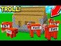 EXPLODING ANIMAL TNT TROLL! (TROLL WARS #3)