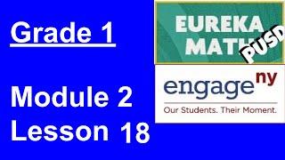 Eureka Math Grade 1 Module 2 Lesson 18