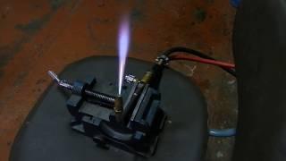 Водородный генератор с системой углеродного обогащения.