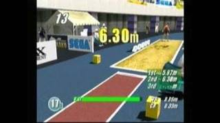 Virtua Athlete 2K Dreamcast Gameplay_2000_07_27