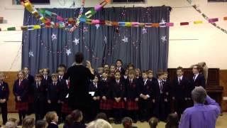 Roselyon Preparatory School sing
