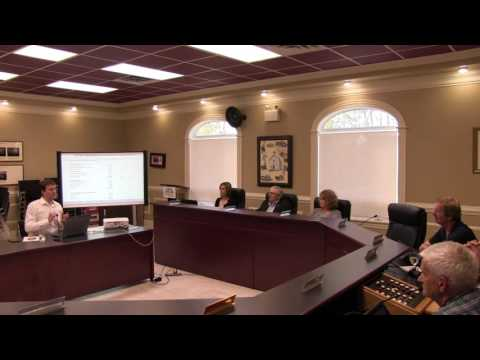 May 17, 2016 - Special Budget Meeting - Part 2