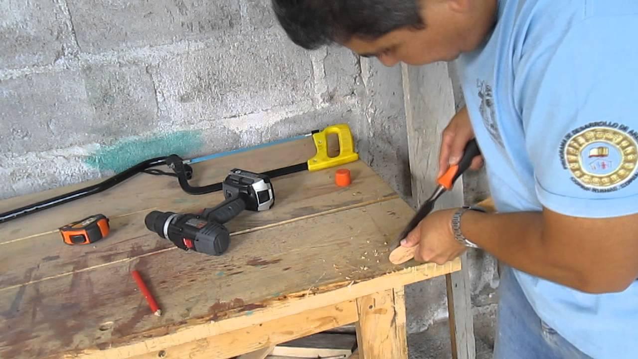 Como hacer un juguete de madera sencillo pero entretenido - Jugueteros de madera ...