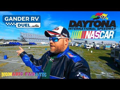 Duel Night Races, Garages, & Daytona Fan Deck