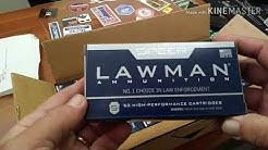 AMMO SCORE - 9mm SPEER LAWMAN 115gn TMJ 1,000 ROUND CASE