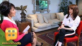 ¡El cáncer doblegó la soberbia de Rebecca Jones! | Ventaneando