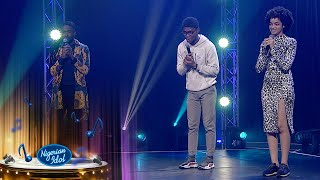 On to the next round – Nigerian Idol | Africa Magic | S6 | Theatre Week