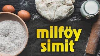 Milföy Simit, Pratik hemen hazır, Yemek tarifi,