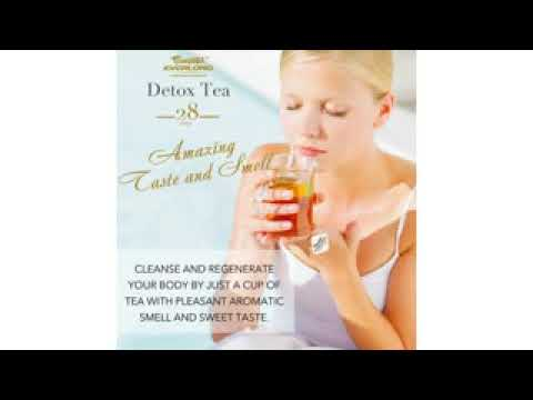 Detox Tea 28 Day Ultimate Teatox Burn Fat and Boost Your