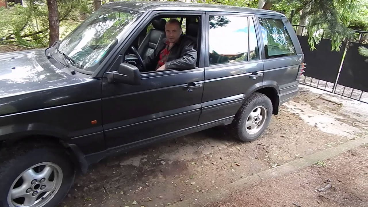 RANGE ROVER P38 4 6 sound exhaust