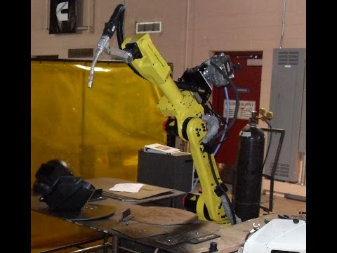 How To Program A Welding Robot