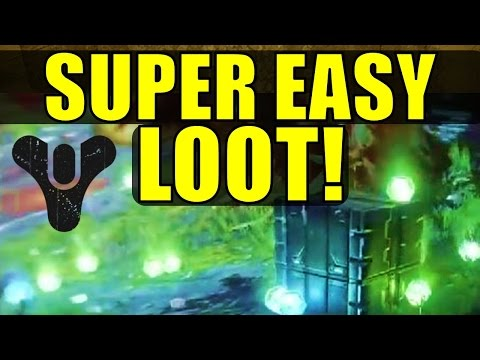 Destiny: SUPER EASY LOOT! (Engram Farming Locations) from YouTube · Duration:  5 minutes 48 seconds
