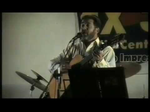 Pindingo - Canción del Camaronero en vivo en la Radio CX 36 ( Montevideo )