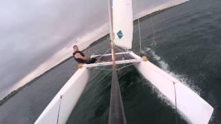 Catamaran Nacra 570