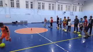 95 Урок по мини футболу 3 декабря 2020 г