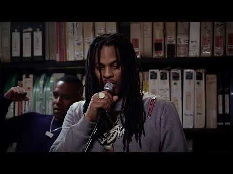 Waka Flocka Flame - Full Session - 10/24/2017 - Paste Studios - New York, NY