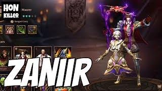 HoN Puppet Master Gameplay - Zaniir - Legendary I