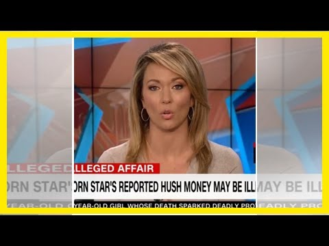 CORRECTION: CNN's KFILE Slams Tweet on Alleged Stormy Daniels Payoff