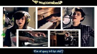 [ITFriend.vn] Just A Dream - Sam Tsui & Christina Grimmie (Vietsub + Kara)