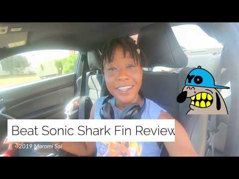 Beat-Sonic World Rally Blue Shark Fin Antenna - Install && Review
