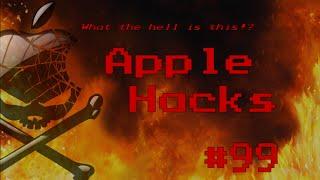 Apple Hacks, Volume Ninety-Nine: Whoblehah Handjob!