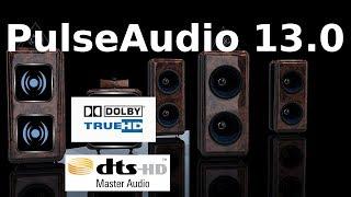 pulseAudio 13.0 est disponible