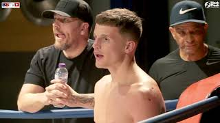 ADAM HAIGH VS MICHAEL ISAAC CARRERO - BBTV - BLACK FLASH PROMOTIONS MANCHESTER