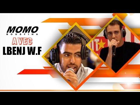LBENJ W.F avec Momo - لبنج مع مومو - الحلقة الكاملة