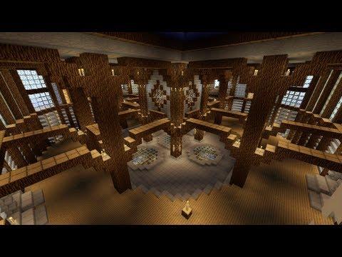 Minecraft Xbox - Grand Castle - Minecraft Design's World Tour - Part 3