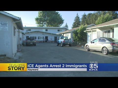 Two Undocumented Workers Arrested In Hayward