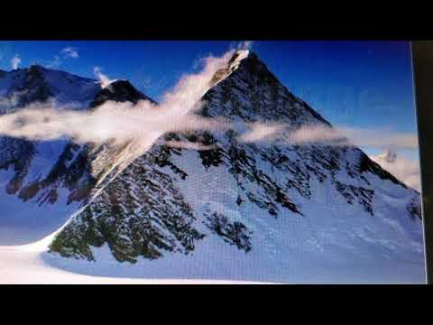 WORD: NEFARIOUS PLOTS IN ANTARTICA! WHAT I SAW! THE M@RK! Part 3 of 4